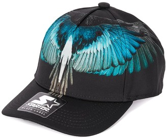 Marcelo Burlon County of Milan Kids wings print cap