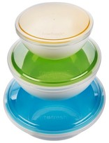 Fit & Fresh Chilled Serving Bowls - Multicolored Set of 3