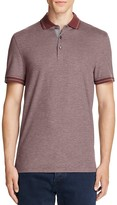Michael Kors Birdseye Slim Fit Polo Shirt