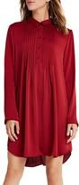 BCBGeneration Pintuck Shirt Dress