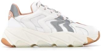 Ash Extreme platform sole sneakers