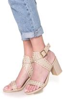Fuzzi Bianca Heels