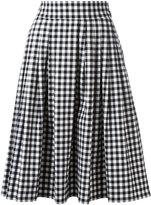 Blumarine 'Vichy' skirt - women - Cotton/Spandex/Elastane - 42