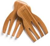 Core Bamboo Classic Salad Hands - Dark Bamboo