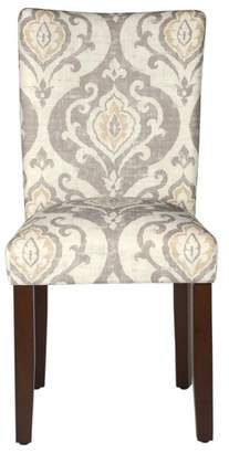 HomePop Parsons Pattern Dining Chair Wood (Set of 2) –