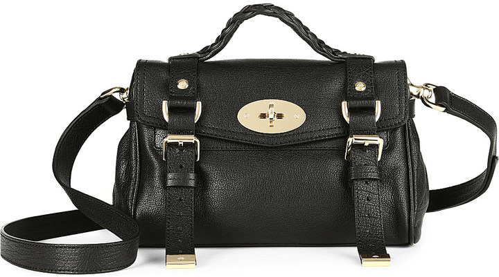 Mulberry Mini Alexa satchel