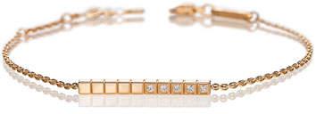 Chopard Ice Cube Diamond Bar Bracelet in 18K Rose Gold