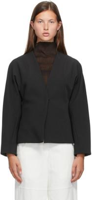 Low Classic Black Raglan Blazer