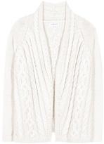 Velvet Melanie wool-blend cardigan