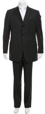 Canali Wool Two-Piece Suit w/ Tags