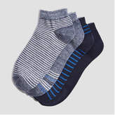 Joe Fresh Men's 4 Pack Socks