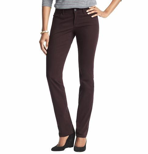LOFT Tall Curvy Straight Leg Jeans