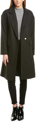 trina Trina Turk Trina By Trina Turk Bianca Wool-Blend Coat
