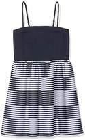 Tommy Hilfiger Girl's DG Thdg Basic Strapless 50 Dress,(Manufacturer Size: 16)
