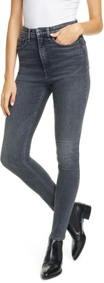 Rag & Bone Jane Super High Waist Skinny Jeans
