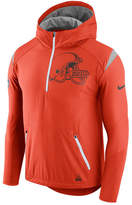 Nike Men's Cleveland Browns Lightweight Fly Rush Jacket