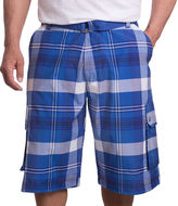 Ecko Unlimited Unltd. Cotton Cargo Shorts - Big & Tall