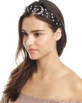 Jennifer Behr Headpieces Luna Bandeaux Circlet Headband