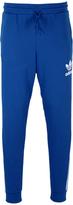Adidas Originals Clftn Blue Jersey Tracksuit Bottoms