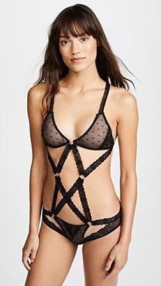Honeydew Intimates Nichole Lace Bodysuit