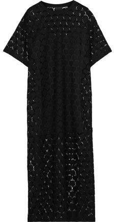 Anna Sui Lace Maxi Dress