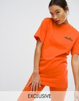 Ellesse Oversized T-Shirt With Chest Logo