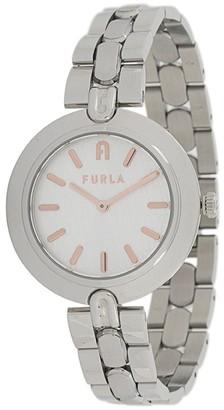 Furla Logo Links watch