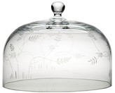 William Yeoward Crystal Country Wisteria Cake Dome