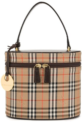 Burberry Pre-Owned Horse Check Vanity handbag