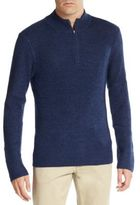 Saks Fifth Avenue Ribbed Merino Wool Sweater