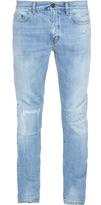 Saint Laurent Low-rise slim-fit jeans