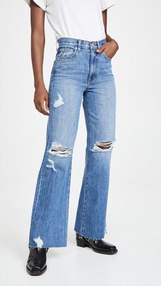 SLVRLAKE Grace High Rise Wide Leg Jeans