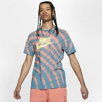 Nike Men's Tie-Dye T-Shirt Sportswear