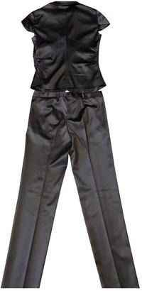 Philosophy di Alberta Ferretti Anthracite Synthetic Jumpsuits