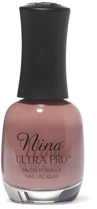 Nina Ultra Pro Warm Sand Nail Lacquer