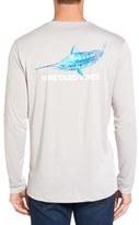 Vineyard Vines Marlin Long Sleeve Performance T-Shirt