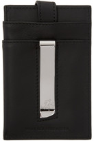 WANT Les Essentiels Black Kennedy Card Holder