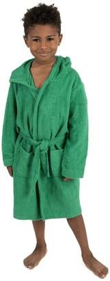 Leveret Green Bathrobe (Baby, Toddler, Little Kids, & Big Kids)