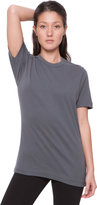 American Apparel Unisex Baby Rib Fitted Short Sleeve T-Shirt