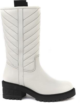 Marc Ellis Ice Color Leather Boots
