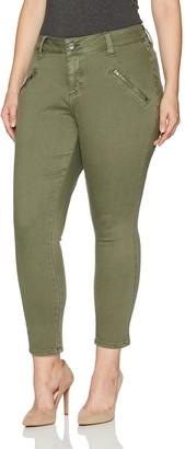 Jag Jeans Women's Plus Size Ryan Skinny Jean