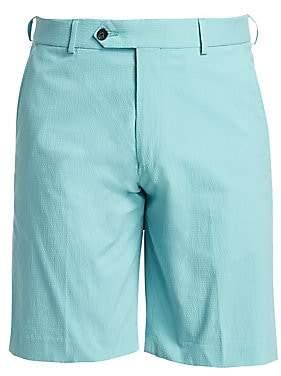 Saks Fifth Avenue Seersucker Shorts