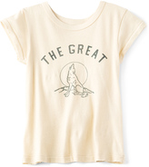 The Great The Little Coyote Crew Tee