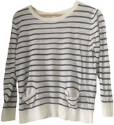 Cos White Cotton Knitwear for Women