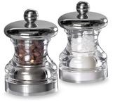 Cole & Mason Button Salt & Pepper Mill Set
