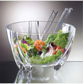 Prodyne Acrylic Salad Bowl With Server