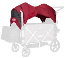 Larktale Caravan Canopy Wagon Stroller, Set of 2