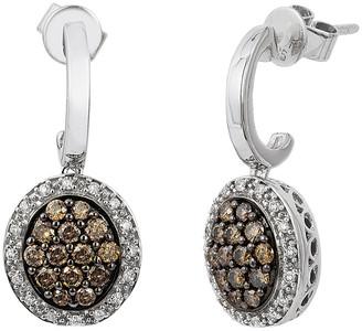 LeVian Le Vian 14K 0.61 Ct. Tw. Diamond Earrings