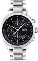 HUGO BOSS Grand Prix Watch, 44mm
