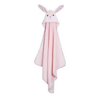 Zoocchini - Baby Towel - Beatrice the Bunny
